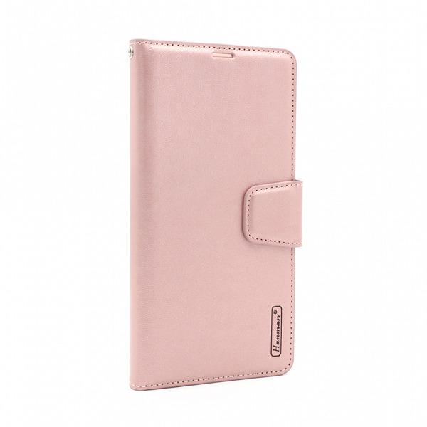 Nokia 2.4 futrola na preklop roze lice