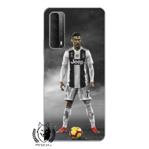 Print maska za Huawei P Smart 2021 Ronaldo