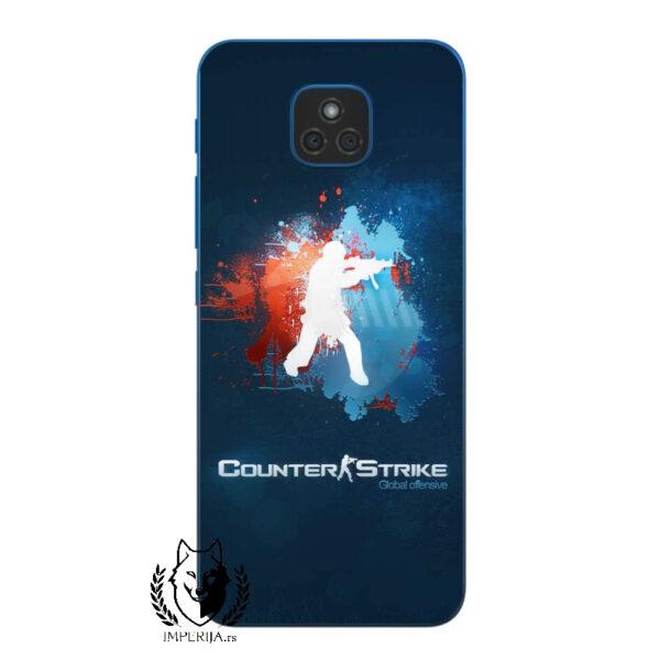 Print maska Motorola E7 Plus CS GO