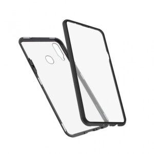 Samsung A20s magnetna maska 360° crna (84462)
