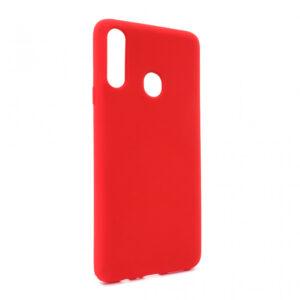 Samsung A20s maska crvena mat (88435)