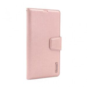 Xiaomi Poco X3 futrola na preklop roze (88524)