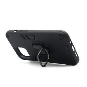 iPhone 12 Mini maska crna Defender sa prstenom (F89790)