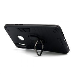 Samsung A20s maska crna Defender sa prstenom (F89806)