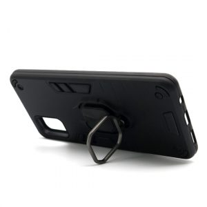 Samsung A31 maska crna Defender sa prstenom (F89826)