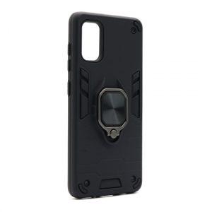 Samsung A41 maska crna Defender sa prstenom (F89842)