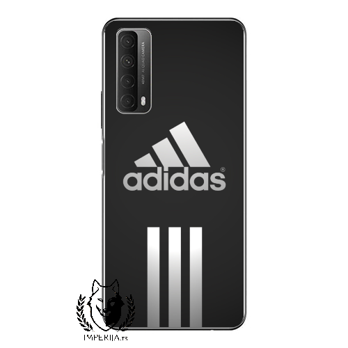 Adidas print maska Huawei P Smart 2021