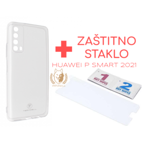 Maska Huawei P smart 2021 providna + Zaštitno staklo