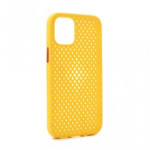iPhone 12 Mini maska ASPIRA žuta (89174)