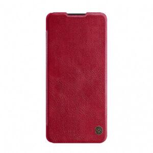 Kožna Futrola za Samsung A42 crvena (89147)
