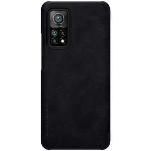 Kožna Futrola za Xiaomi Mi 10T Pro crna (89403)