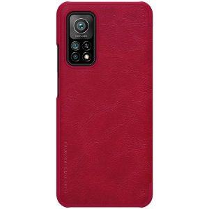 Kožna Futrola za Xiaomi Mi 10T Pro crvena (89404)
