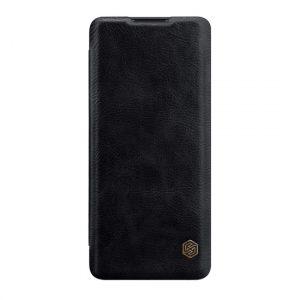 Kožna Futrola za OnePlus Nord crna (F89602)