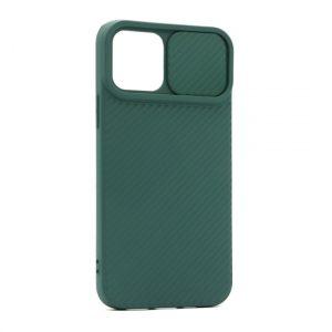 Maska za iPhone 12 Pro Max CamShield zelena (F89740)