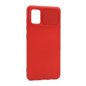 Maska za Samsung A71 CamShield crvena (F89733)