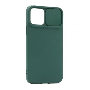 Maska za iPhone 12 Pro CamShield zelena (F89765)