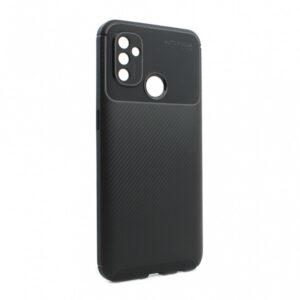 Maska za OnePlus Nord N100 crna karbon (89068)