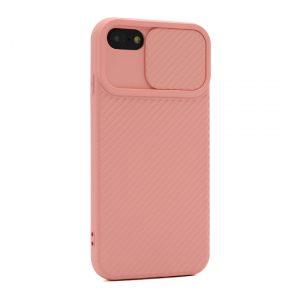 Maska za iPhone SE 2020 CamShield roze (F89755)