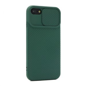 Maska za iPhone SE 2020 CamShield zelena (F89756)