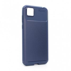 Maska za Huawei Y5p plava karbon (83077)