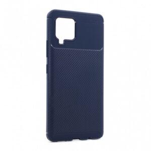 Maska za Samsung A42 plava karbon (88562)