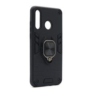 Huawei P30 Lite maska crna Defender sa prstenom (F89782)