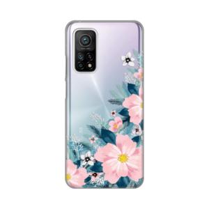 Print maska za Xiaomi Mi 10T Pro Cveće