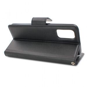 Realme 7 Pro futrola na preklop crna (88286)