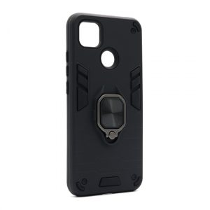Redmi 9C maska crna Defender sa prstenom (F89802)