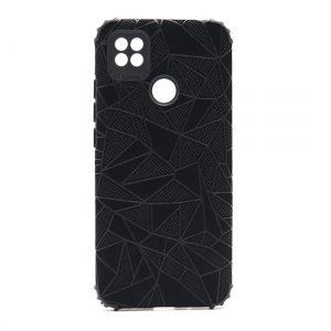 Xiaomi Redmi 9C maska mozaik crna (F89710)