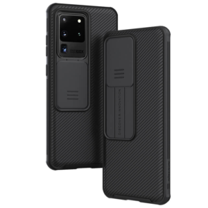 Samsung S20 Ultra maska CamShield crna (78518)