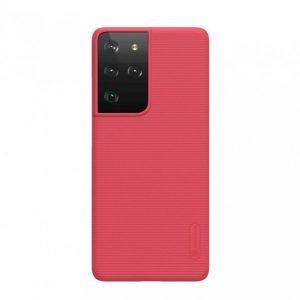 Samsung S21 Ultra plastična maska crvena (89606)
