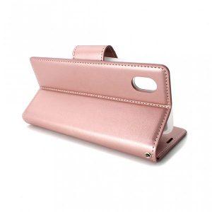 Samsung A01 Core futrola na preklop roze (89311)