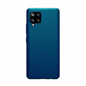 Samsung A42 plastična maska plava (89150)
