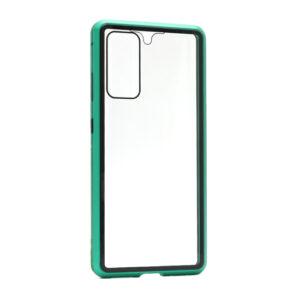 Samsung S20 FE magnetna maska 360° zelena