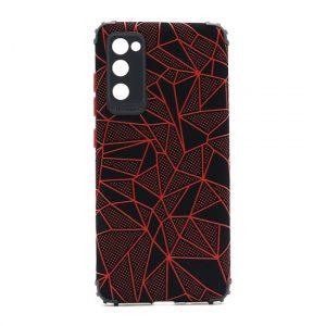 Samsung S20 FE maska mozaik crvena (F89719)