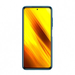 Xiaomi Poco X3 plastična maska plava (88471)