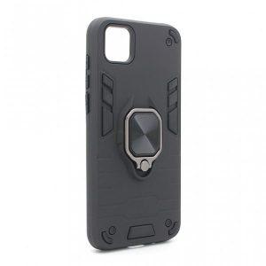 Huawei Y5p maska crna Defender sa prstenom (87612)