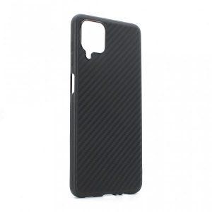 Samsung A12 maska karbon crna mat (89722)