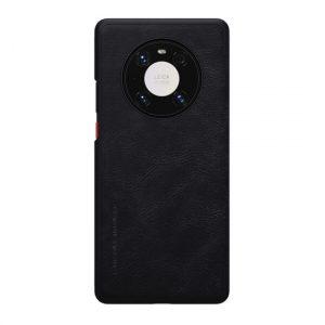Kožna Futrola za Mate 40 Pro crna (F88094)