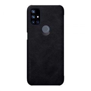 Kožna Futrola za OnePlus Nord N10 crna (F91028)