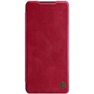 Kožna Futrola za Samsung S21 Plus crvena (89899)