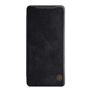 Kožna Futrola za Samsung S21 Ultra crna (F89606)