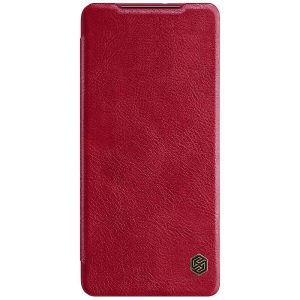 Kožna Futrola za Samsung S21 Ultra crvena (89900)