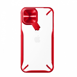 Maska za iPhone 12 Pro Max crvena Kiklop (89589)
