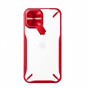 Maska za iPhone 12 Pro crvena Kiklop (88459)