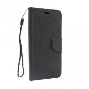 Samsung A02s futrola preklopna crna (90321)