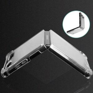 Maska za Samsung Z Flip providna CRASHPROOF