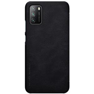 Kožna Futrola za Xiaomi Poco M3 crna (90906)