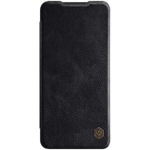 Kožna Futrola za Samsung A12 crna (90464)